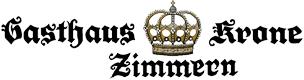 Logo von Krone Zimmern GmbH
